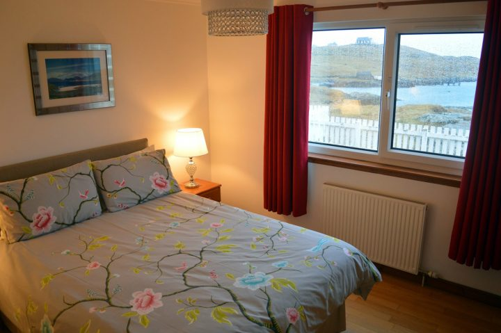 Aird na Haunn ground floor bedroom 1