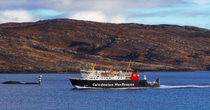 CalMac: providing a lifeline service and protecting vulnerable communities